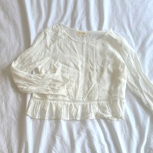 Urban Outfitters size Large Lacey Top